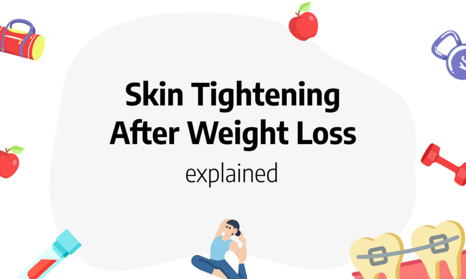 how to tighten skin after weight loss naturally
